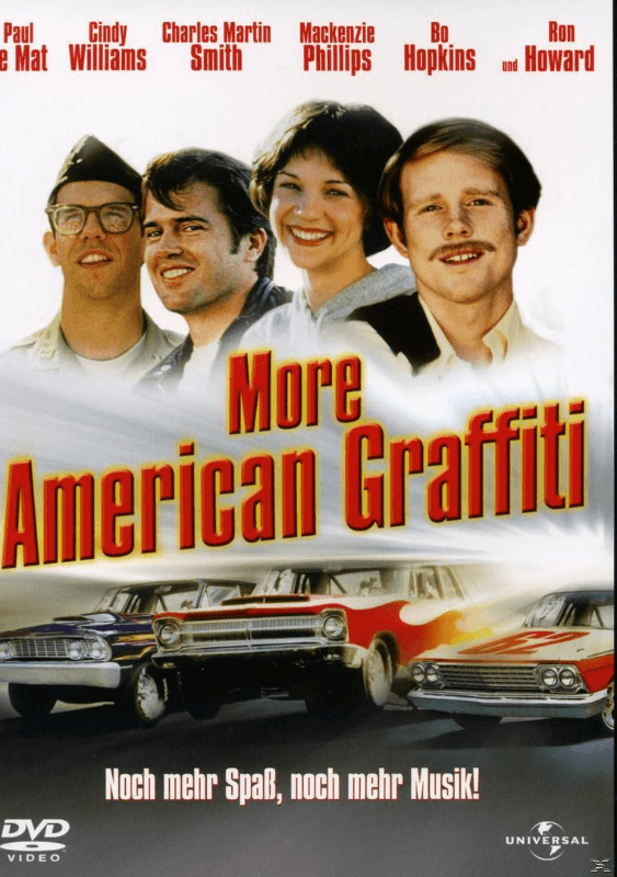 More American Graffiti - (DVD)