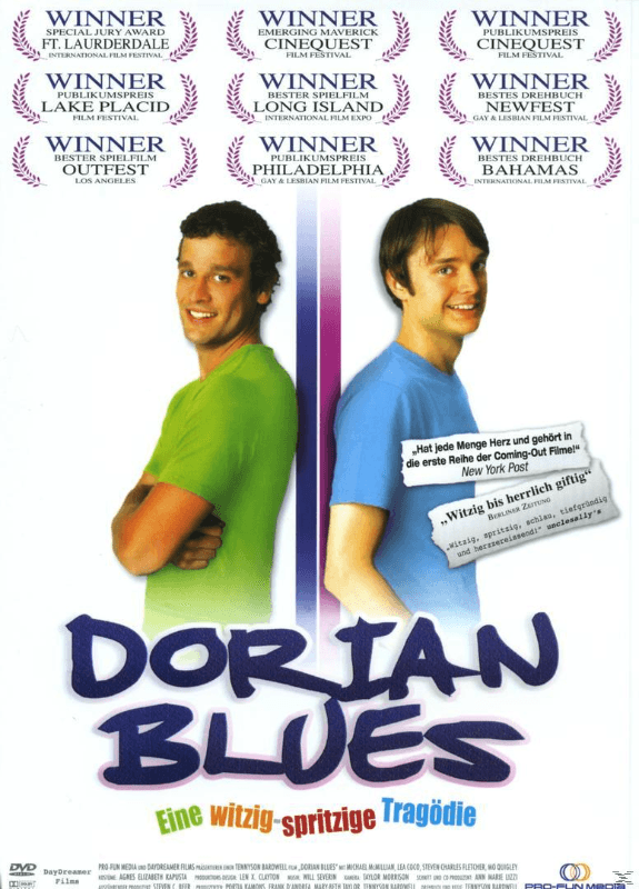Dorian Blues - (DVD)