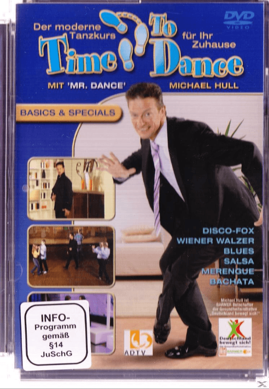 Time to Dance - Basics & Special (DVD)