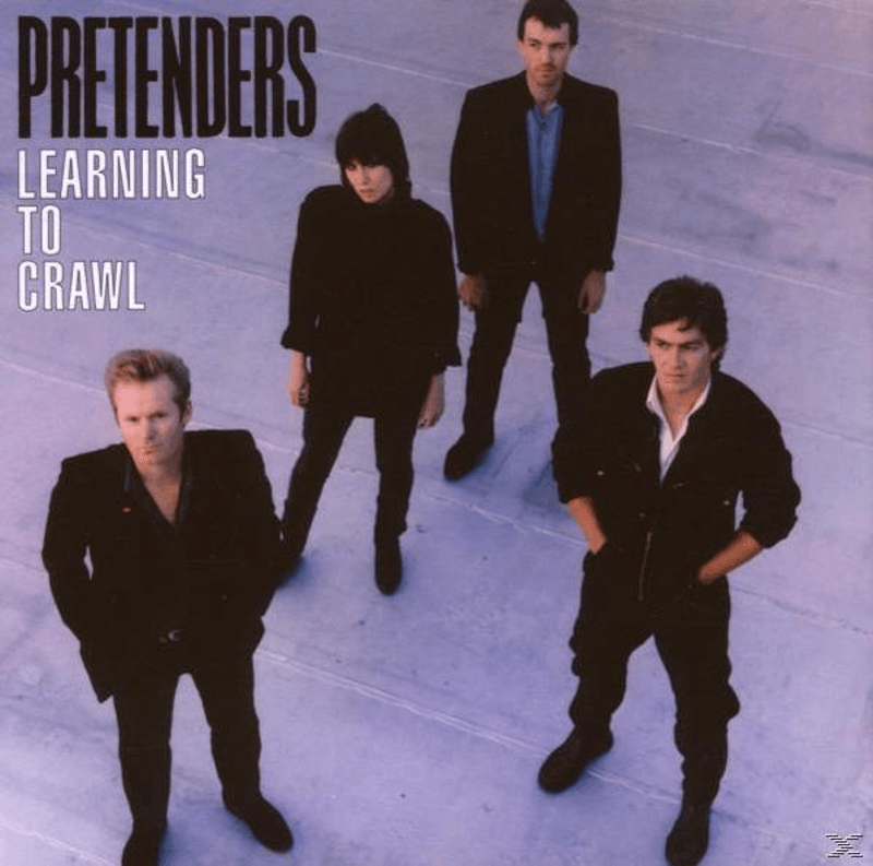 The Pretenders - Learning To Crawl - (CD)
