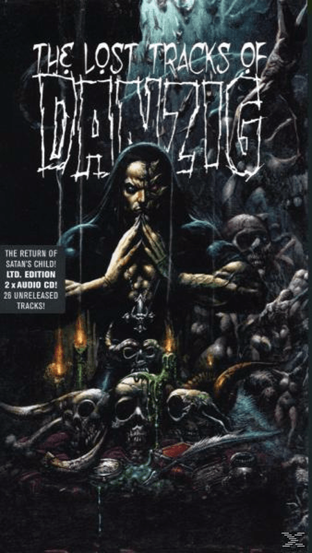 Danzig - The Lost Tracks Of Danzig - (CD)