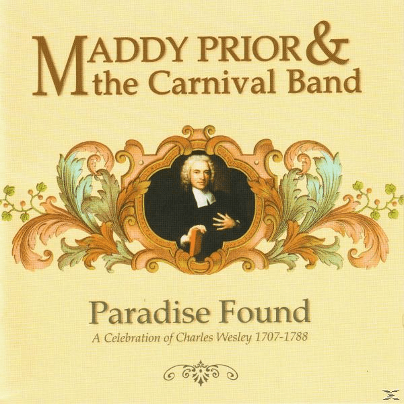 Maddy Prior - Paradise Found - (CD)