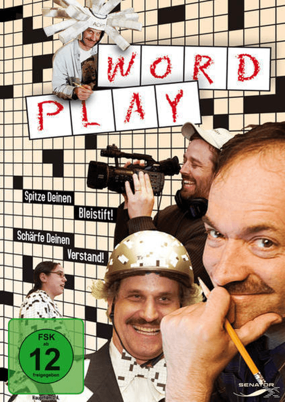 Wordplay - (DVD)