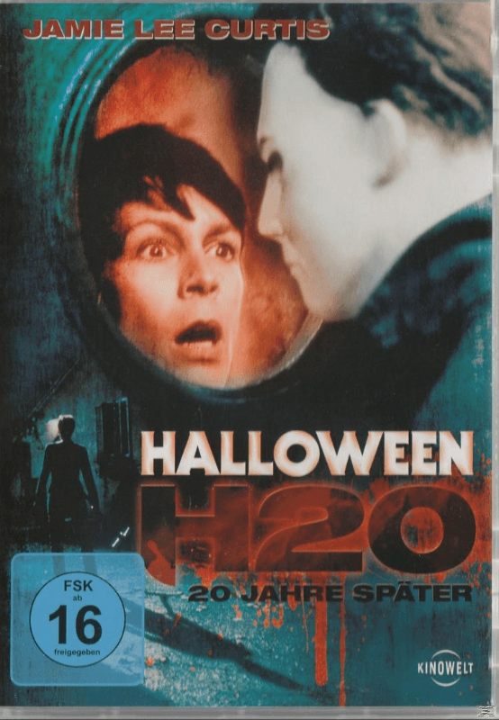 Halloween H20 Horror DVD