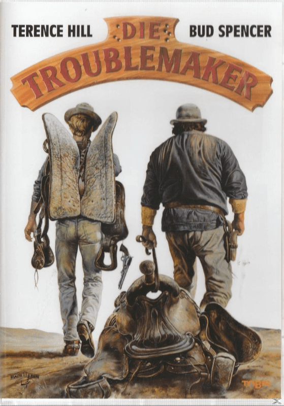 Die Troublemaker - (DVD)