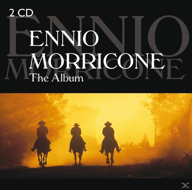Ennio Morricone The Album Soundtrack CD