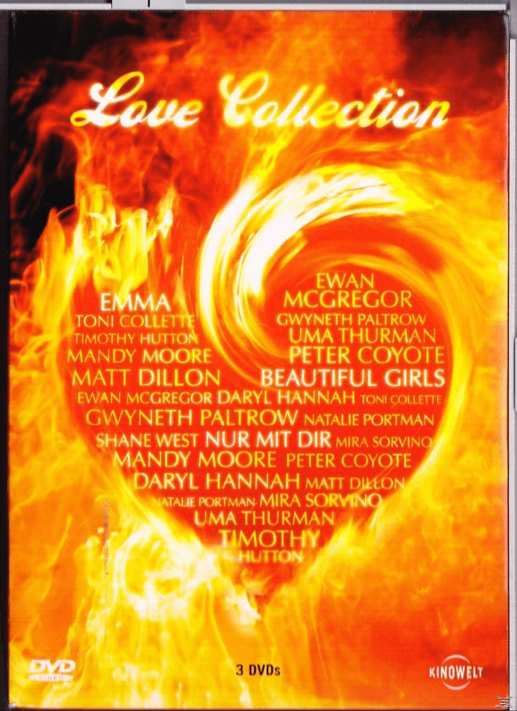 Love Collection - (DVD)