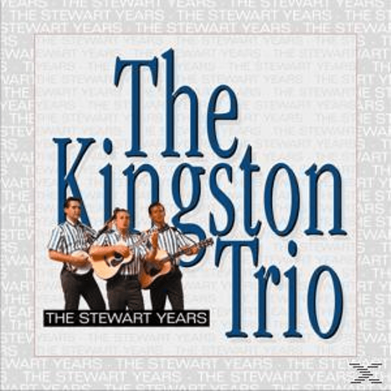 The Kingston Trio - Stewart Years 10-Cd-Box (CD)