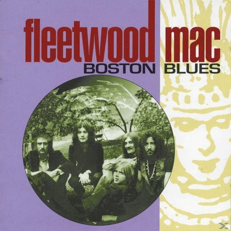 Fleetwood Mac - Boston Blues - (CD)