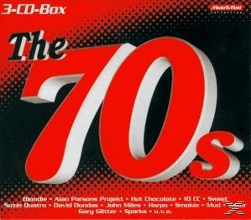 Various - The 70s - Media Markt Collection - (CD)