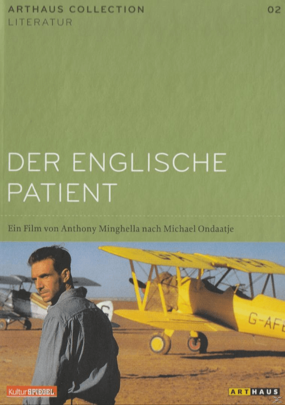DER ENGLISCHE PATIENT (ARTHAUS COLLECTION LITERATU - (DVD)