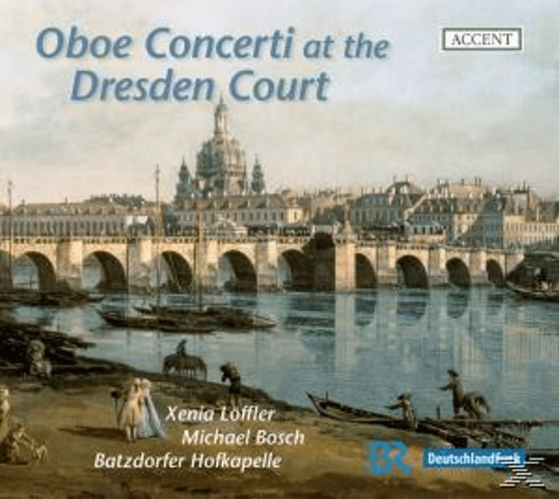 Loeffler, Löffler/Bosch/Deuter/Batzdorfer Hofkapelle - Oboe Concerti At The Dresden Court-Instr (CD)