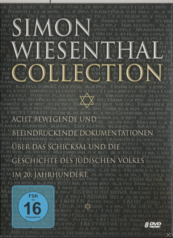Simon Wiesenthal Collection - (DVD)