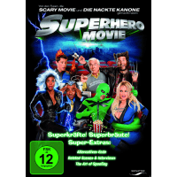 UNIVERSUM FILM GMBH SUPERHERO MOVIE