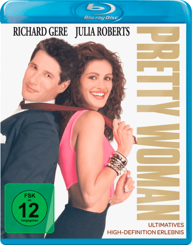 Pretty Woman - (Blu-ray)