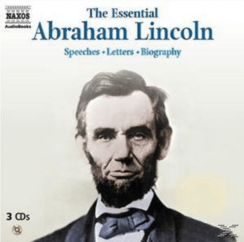 THE ESSENTIAL ABRAHAM LINCOLN - 3 CD