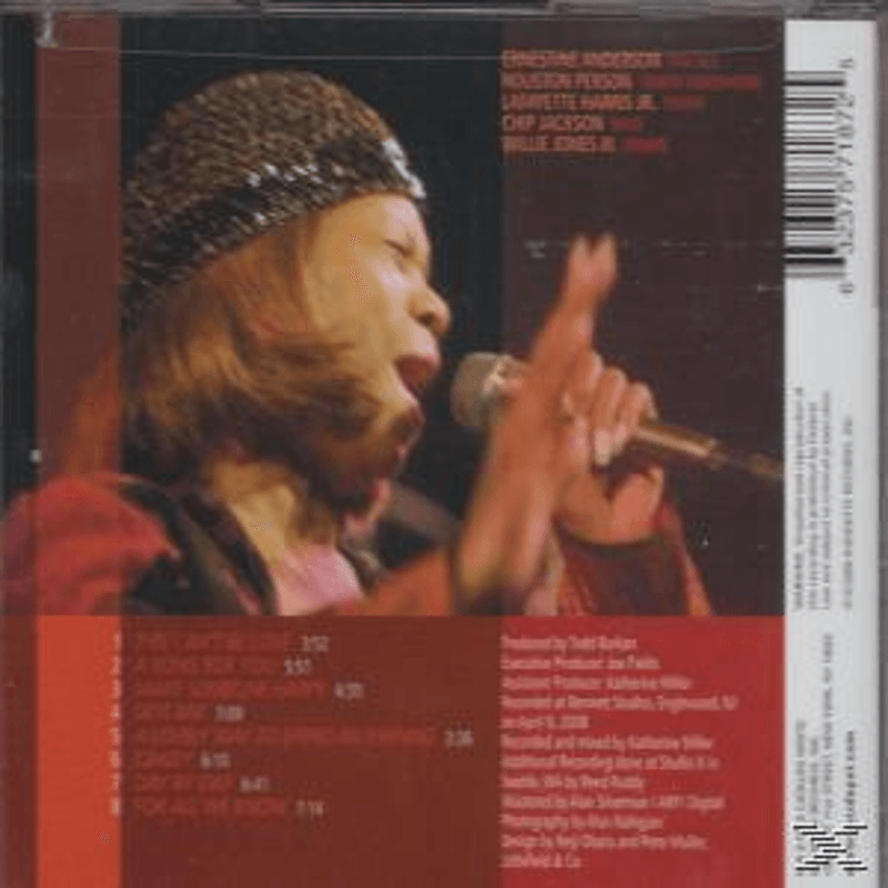 Ernestine Anderson - A Song For You - (CD) bei SATURN.de