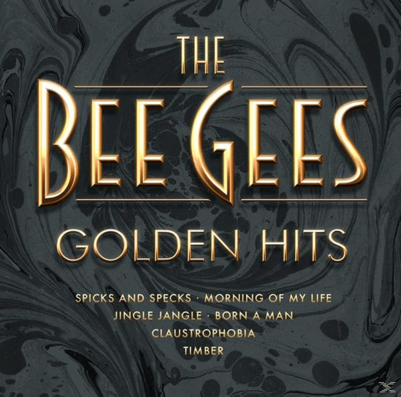 Bee Gees - Golden Hits - (CD)