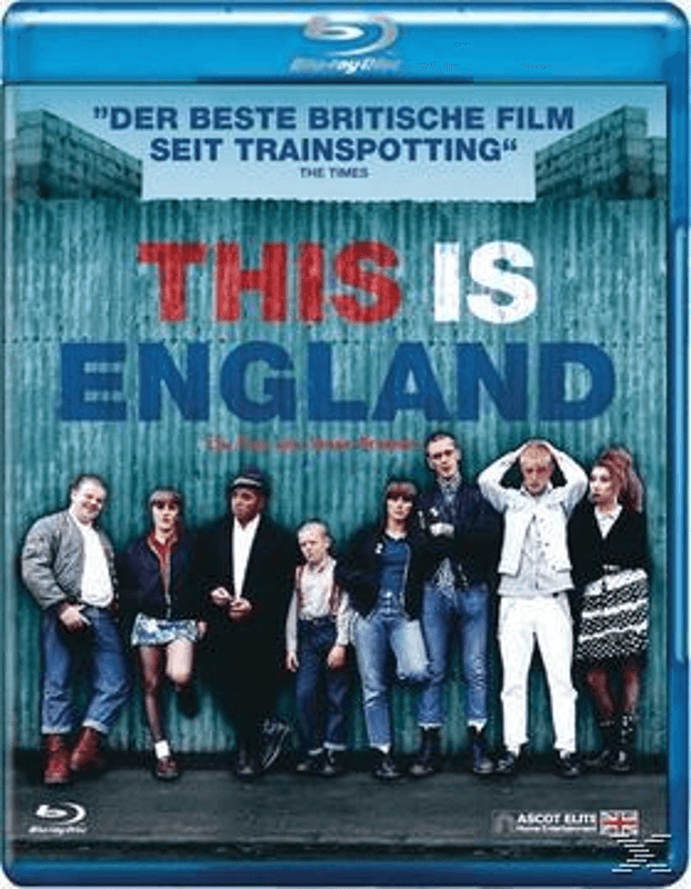 THIS IS ENGLAND - (Blu-ray)