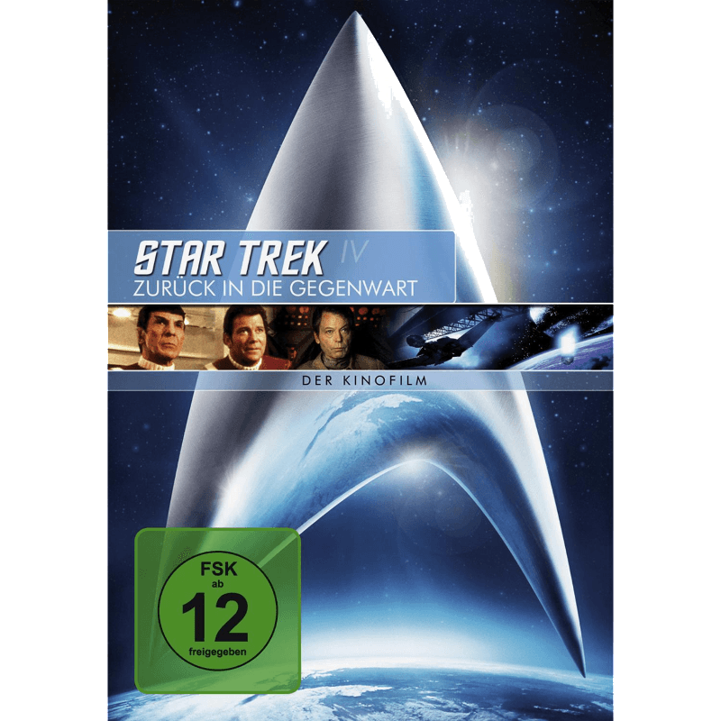 Star Trek 4 – Zurück in die Gegenwart (Remastered) Science Fiction DVD