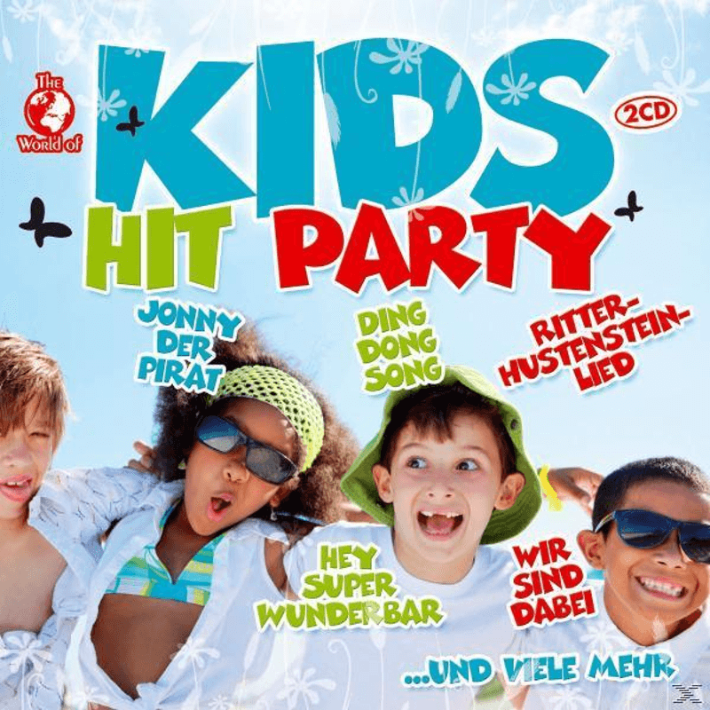 Various - W.O.Kids Hit Party - (CD)