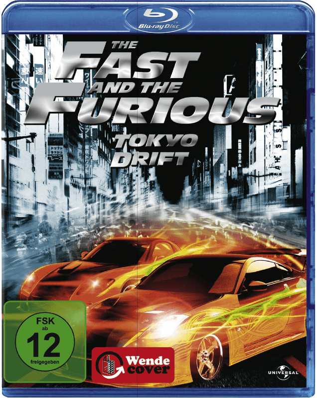 The Fast And The Furious - Tokyo Drift - (Blu-ray) bei SATURN.de