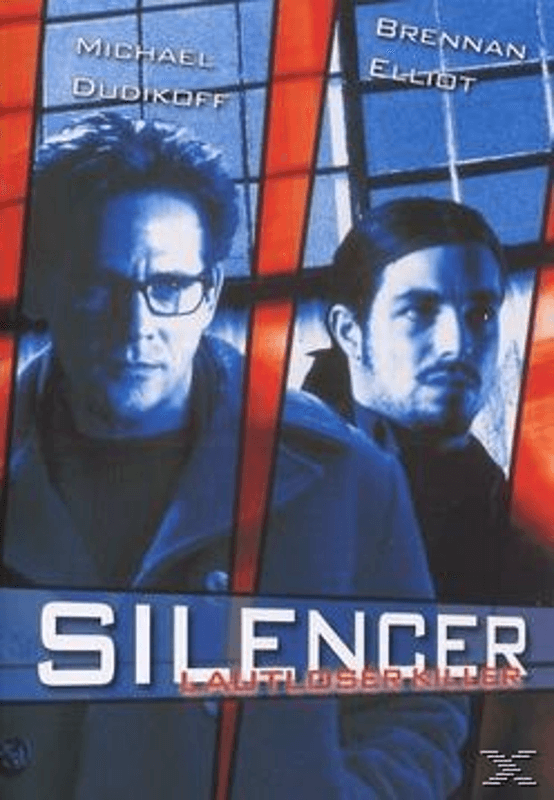 SILENCER - LAUTLOSE KILLER - (DVD)