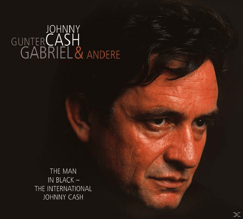 Gunter Gabriel - The Man In Black/The International Johnny Cash (CD)