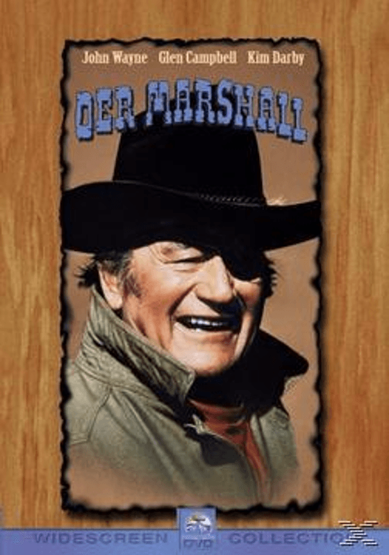 True Grit – Der Marshal (1969, Repack) - (DVD)