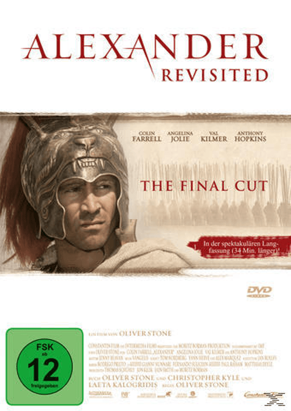 Alexander - Revised - (DVD)