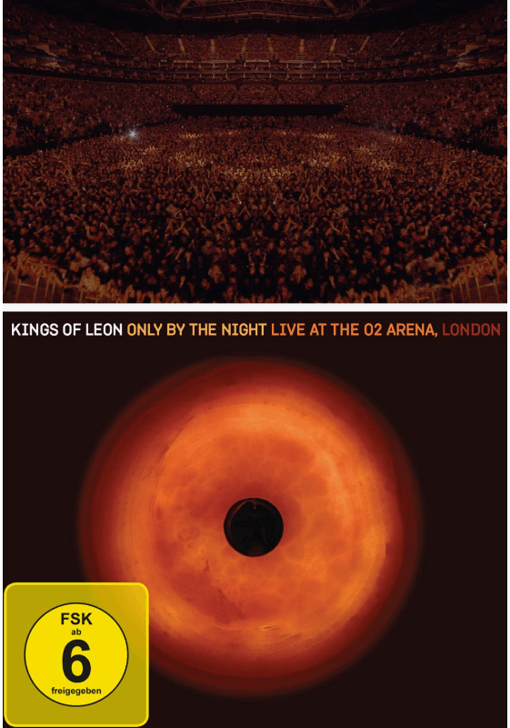- Kings of Leon - Only by the Night - Live at the O2 London - (DV bei SATURN.de