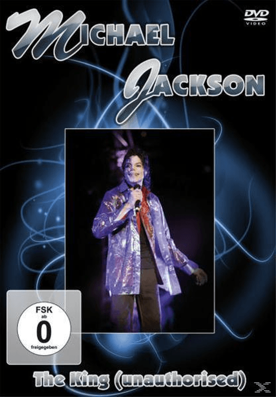 Michael Jackson - Michael Jackson- The King Unauthorised - (DVD)