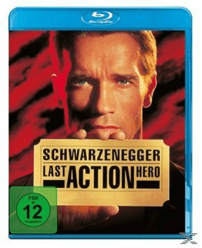 Last Action Hero - (Blu-ray)
