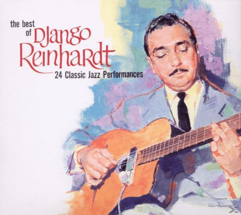 Django Reinhardt - Best of Django Reinhardt: 24 Classic Jazz Performa - (CD)