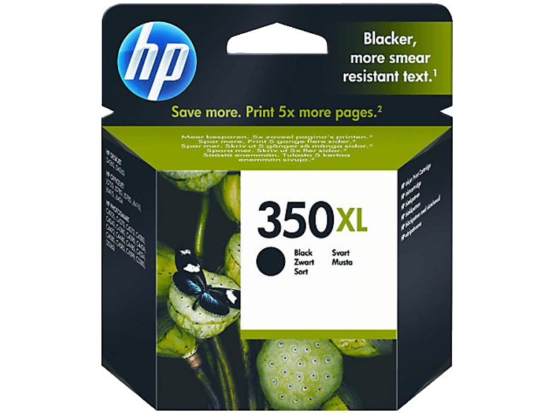 HP CB336EE 350XL Black μελάνια  toner