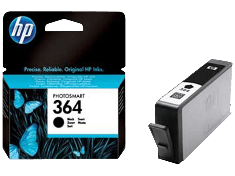 HP HP364 Black - (CB316E) μελάνια  toner