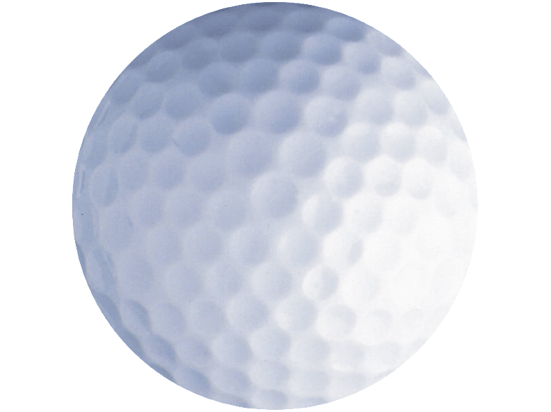 FELLOWES Round Brite Mat Golfball - (5881003) mousepad