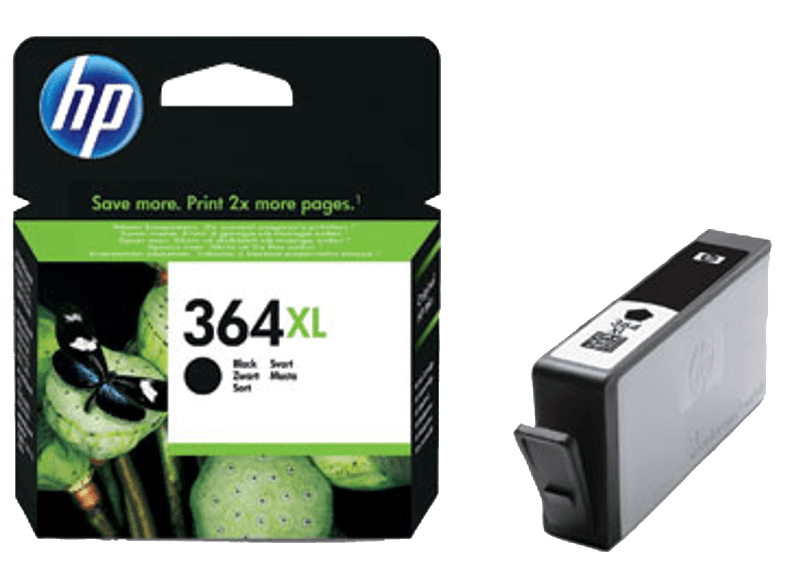 HP 364XL Black - (CN684EE) μελάνια  toner