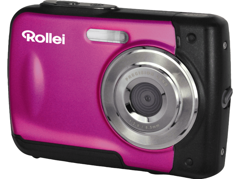 ROLLEI Sportsline 60 Pink compact cameras