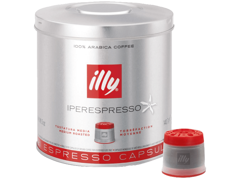 ILLY Iper Home Normal 21 Κάψουλες - (01-04-0051) κάψουλες illy
