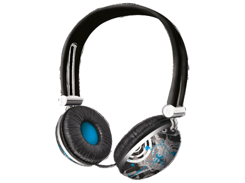 TRUST Urban Revolt Headset Future Breeze - (17556) headset