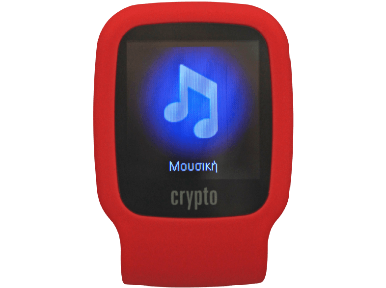 CRYPTO PEGGY 15 4GB Red   W004070