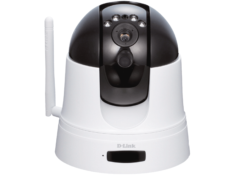 D-LINK DCS-5222L Pan/Tilt/Zoom Cloud Camera ενδοεπικοινωνία