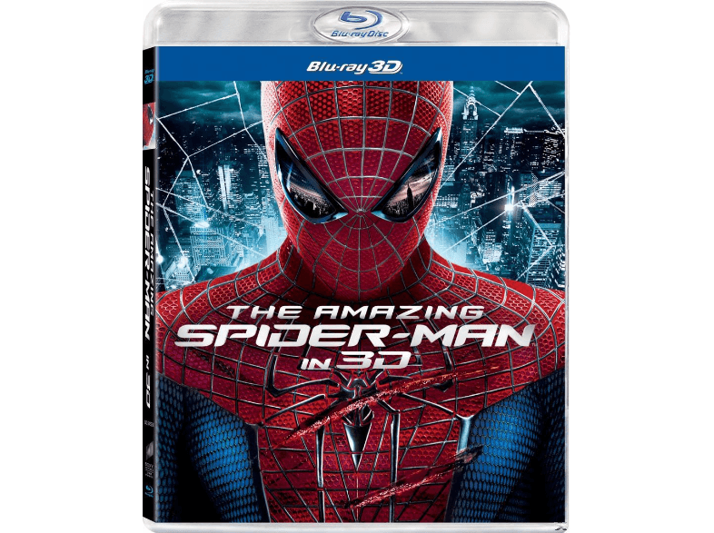 SONY PICTURES The Amazing Spider-Man 3d blu ray ταινίες