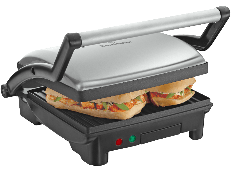 RUSSELL HOBBS COOK@HOME 3 in 1 Panini Maker/Grill - (17888) ψηστιέρες