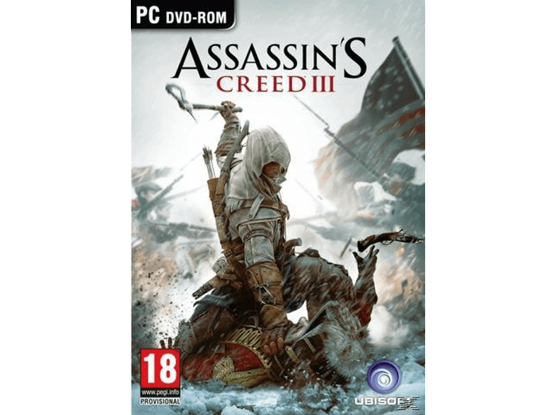 UBISOFT SW Assassins Creed III pc games