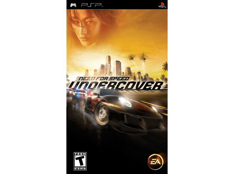 EA Need for Speed Undercover games psp  ps vita