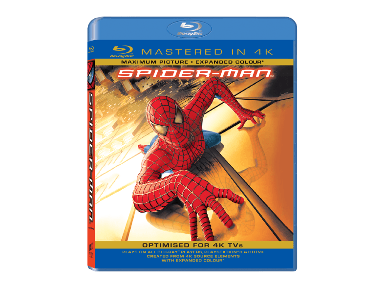 SONY PICTURES SPIDERMAN (BD 4K) 4κ blu ray ταινίες