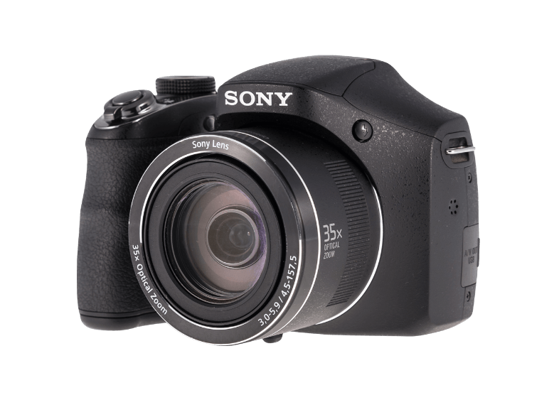 SONY DSC-H300 compact cameras