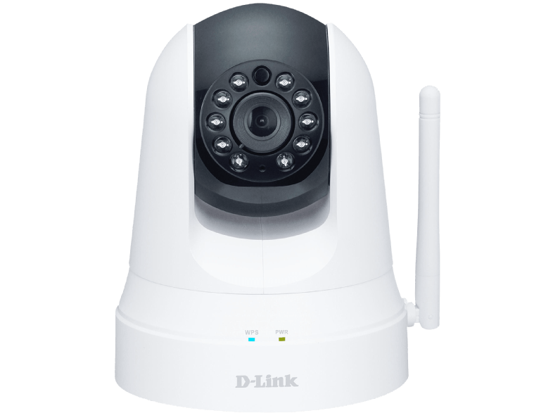 D-LINK Night Pan/Tilt Cloud Camera - (DCS-5020L) ενδοεπικοινωνία